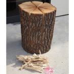 スウェーデントーチ スウェディッシュトーチ キャンドルウッド 丸太ストーブ ナラの木 着火材付 CANDLE-002