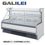 福島工業 フクシマ 冷凍機 内蔵型 セミ多段型 オープンショーケース HMC-65RLTO1S