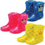 ベビー服 赤ちゃん 服 ベビー 長靴 男の子 女の子 雨の日も楽しくお出かけ!ディズニーキャラクター長靴【ミッキー・ミニー・プーさん】【レインシューズ】
