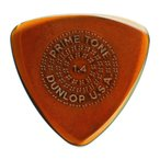 JIM DUNLOP Primetone Sculpted Plectra Small Triangle with Grip 516P 1.4mm ギターピック×3枚入り