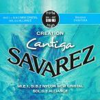 SAVAREZ 510MJ CREATION Cantiga High tension SET クラシックギター弦
