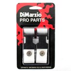 ショッピングストラップ パーツ Dimarzio DD2202 WH ストラップパーツ