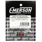 Emerson Custom BUMBLEBEE PAPER IN OIL TONE CAPACITORS 0.022uF/300V コンデンサ ギターパーツ