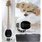 MUSIC MAN StingRay USA White M エレキベース