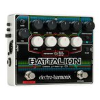 Electro-Harmonix BATTALION BASS PRE AMP DI ベースエフェクター