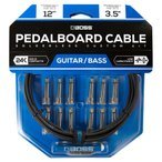 BOSS   BCK-12 Pedalboard cable kit