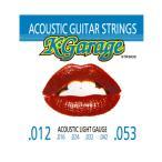 K-GARAGE アコギ弦 A G .012-.053 ライトゲージ