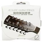 Ibanez アイバニーズ   IACS12C アコースティックギター弦 12弦 ライトゲージ