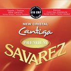 SAVAREZ 510 CRP Normal tension NEW CRISTAL / Cantiga PREMIUM クラシックギター弦