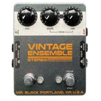 Mr. Black Stereo Vintage Ensemble コーラス ビブラート ギターエフェクター