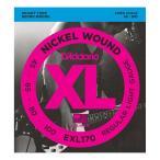 D'Addario EXL170/Regular Light エレキベース弦
