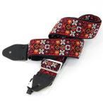 ショッピングストラップ Souldier Ace Replica straps Woodstock Red ギターストラップ