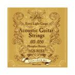 ARIA AGS-203XL  パック アコースティックギター弦
