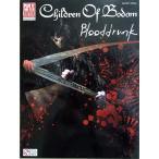 GUITAR VOCAL CHILDREN OF BODOM BLOODDRUNK ギタースコア シンコーミュージック