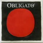 PIRASTRO OBLIGATO 411321 D線 シルバー バイオリン弦