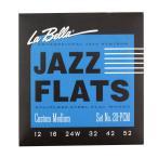 La Bella 20PCM Flat Wound Custom Medium 12-52 エレクトリックギター弦