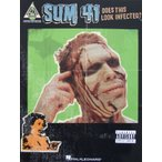 GUITAR RECORDED VERSIONS SUM41 DOES THIS LOOK INFECTED? TAB譜付 シンコーミュージック