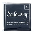 SADOWSKY SBN45 Blue ブルーラベル ニッケル エレキベース弦