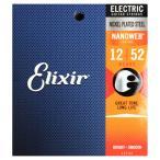 Elixir エリクサー エレキギター弦 ナノウェブ ヘヴィー 12152