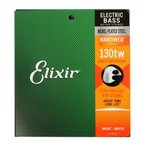 ELIXIR 15433 Custom String Shop NANOWEB Medium B E