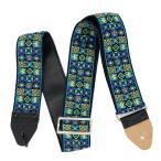 ショッピングストラップ souldier Ace Replica straps Woodstock Blue ギターストラップ