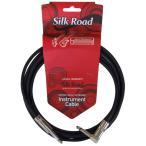 Silk Road LG104-3A BK ギターケーブル 3メートル LSプラグ