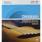 D'Addario EPBB170/Phopshor Bronze Acoustic Bass アコースティックベース弦