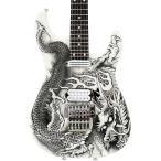 SCHECTER PA-ZK-T6 WHT/Original Dragon Graphic 小林信一モデル エレキギター