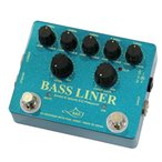 HAO BL-1 BASS LINER BASS 5-BAND EQ PREAMP �١����ץꥢ���