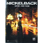 AUTHENTIC GUITAR TAB EDITION NICKELBACK HERE AND NOW シンコーミュージック