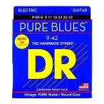ショッピングコアリズム DR PURE BLUES PHR-9 LITE エレキギター弦