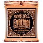 ERNIE BALL 2546 Everlast Coated PHOSPHOR BRONZE MEDIUM LIGHT アコースティックギター弦