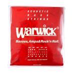 WARWICK 35301 LOS5 RED BRONZE Acoustic 5-string Long scale 045-135 アコースティックベース弦