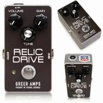 Greer Amps Relic Drive ギターエフェクター