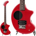 FERNANDES ZO-3 RED ZO3ミニギター レッド