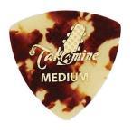 TAKAMINE P1T MEDIUM セルロイド トライアングルギターピック×30枚