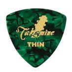 ギターピック タカミネ セルロイド TAKAMINE P1G THIN