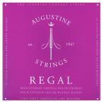 ショッピングクラシック AUGUSTINE REGAL BLUE SET クラシックギター弦×6SET
