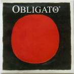 PIRASTRO OBLIGATO バイオリン弦セット E線ループエンド/ゴールド