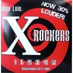 ショッピングエヴァ Everly strings X-Rockers #9111×12SET エレキギター弦