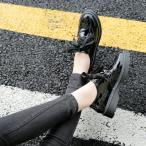 オックスフォードシューズ レースアップシューズ ビジネスシューズ ブローグシューズ 革靴 おじ靴 レディース 大きいサイズ Q205