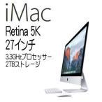 APPLE iMac 27インチ Retina 5Kディスプレイモデル MK482J/A 3.3GHz デスクトップパソコン
