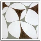 インテリア アート Hartnett デザイナーズアート Flower Power 14 美工社 53×53cm 壁掛け