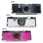 ペンケース カメラ プラペン クラックス ブラック ホワイト ピンク グッズ 筆箱 新学期準備雑貨 文房具