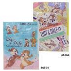 ファイル チップ&デール 5インデックス A4クリアファイル プレート グラデーション ディズニー クラックス 新学期準備雑貨 文具
