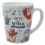マグカップ トイストーリー 陶器製 マグ ディズニー クラックス