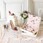 上品 ジュエルケース Blossom アクセサリー収納  茶谷産業 4.9×22.5×17.4cm プレゼント