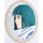 スタジオジブリ 千と千尋の神隠し 刺繍ブローチ ブロメオ ハク キャラクター グッズ エンスカイ 3.7×4.5cm かわいい