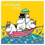 ムーミン カレンダー 2020年 壁掛け スクエア カラー 北欧 学研ステイフル 300×300mm