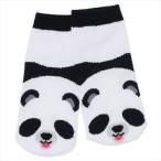 子供用靴下 パンダ キッズソックス HNA アニマルフレンズ グッズ 13〜18cm 動物園